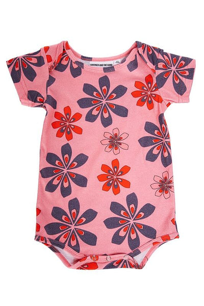 The Romper Flower AOP