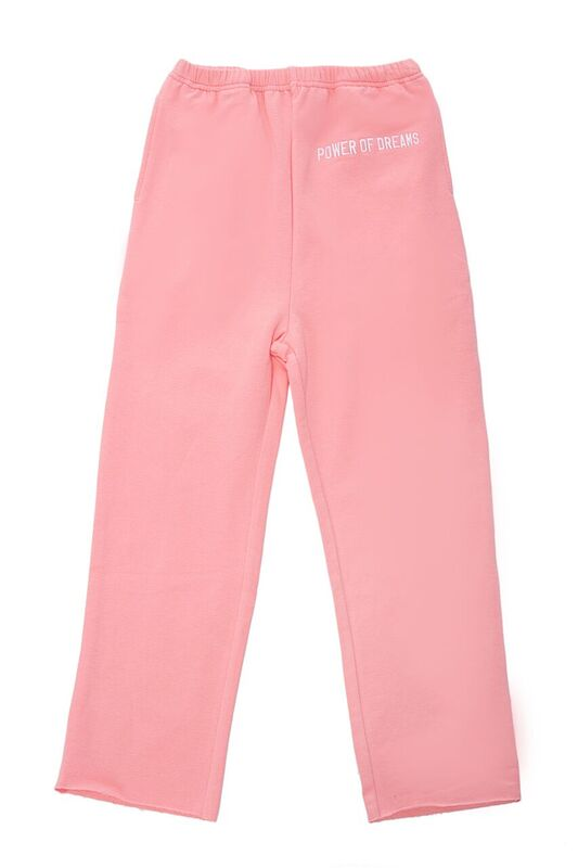 The High Waist Pants Power of Dreams Candy Pink
