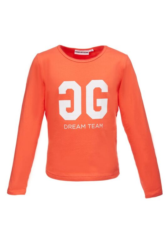 The Long Sleeved GG Dream Team large Embroidery