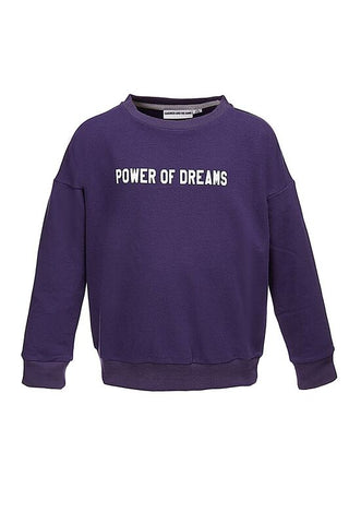 The Classic Sweatshirt Powder of Dreams Navy Blue