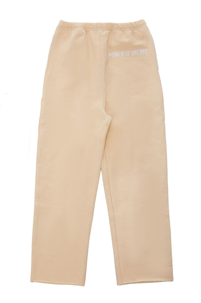 The High Waist Pants Power of Dreams Beige