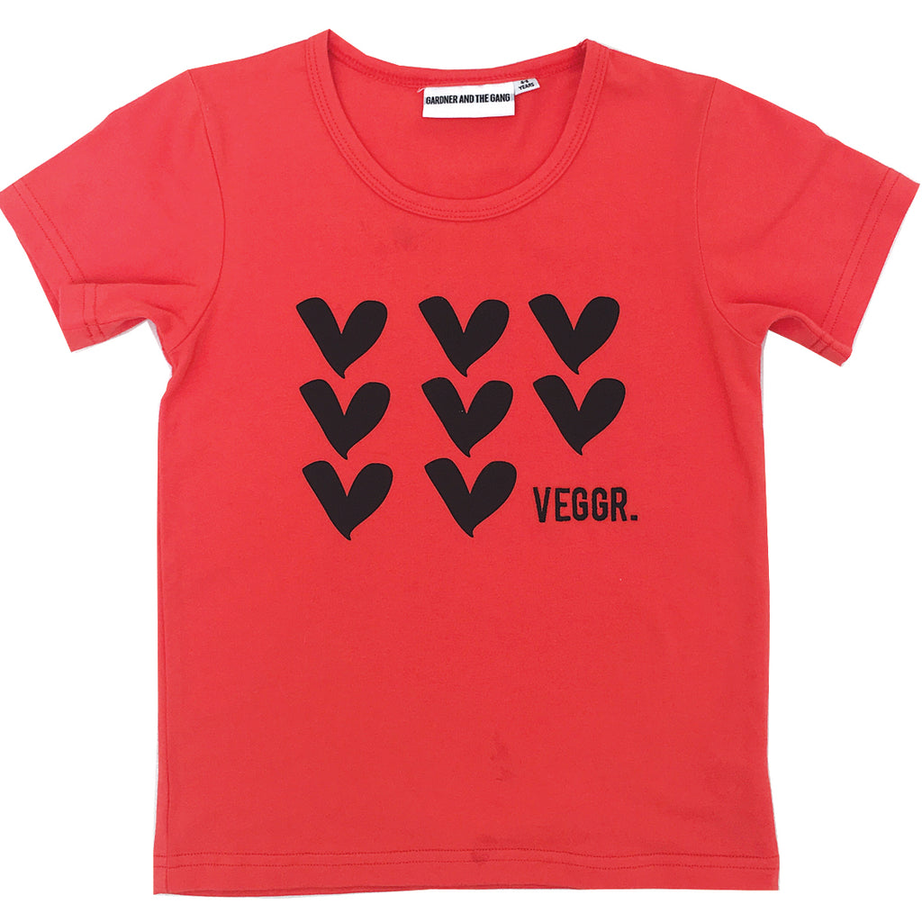 *The Cool Tee VEGGR RED