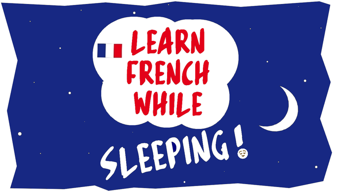 Learn French While You Sleep! [Our new YouTube video!]