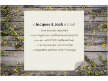 Charger l'image dans la galerie, [EBOOK] Jacques & Jack - Faux-amis, but real friends!