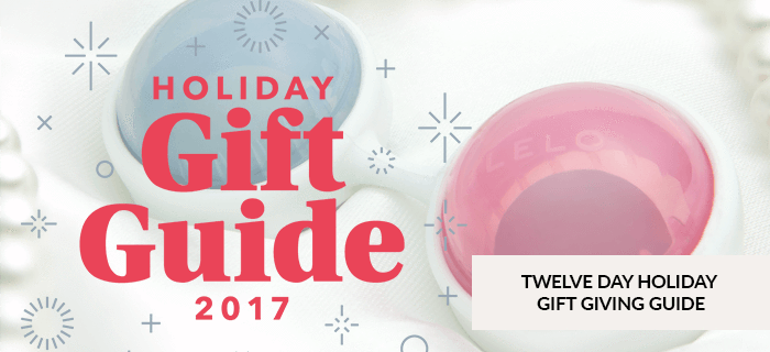 Reindeer Games: Twelve day Holiday Gift Giving Guide