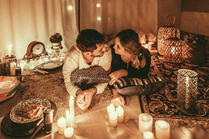 Keep The Spark Alive During Isolation - Romantic at Home Date Night Ideas