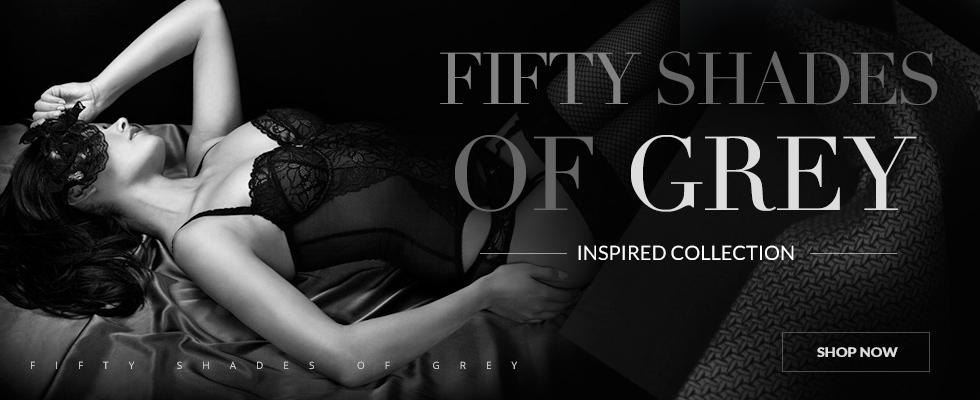 Fifty Shades of Grey Greedy Girl Collection