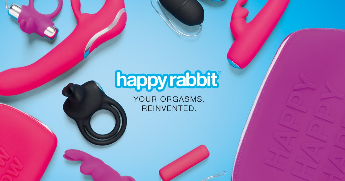Happy Rabbit Vibrators