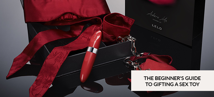 THE BEGINNER'S GUIDE TO GIFTING A SEX TOY