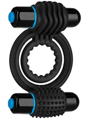 OPTIMALE VIBRATING DOUBLE C-RING