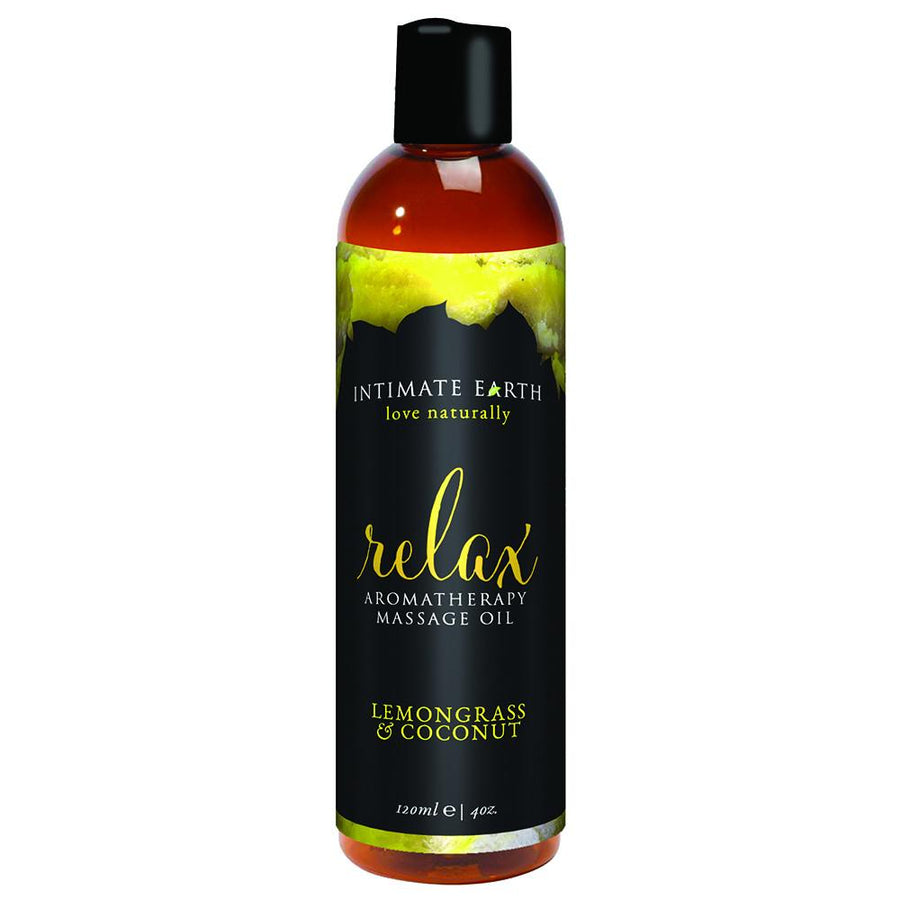 Relax Massage Oil 120ml