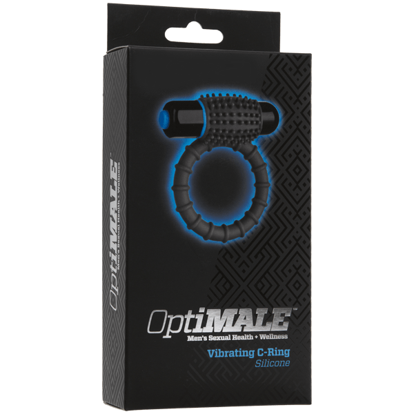 OptiMALE Vibrating C-Ring - joujou.com.au