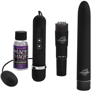Black Magic Pleasure Kit - joujou.com.au