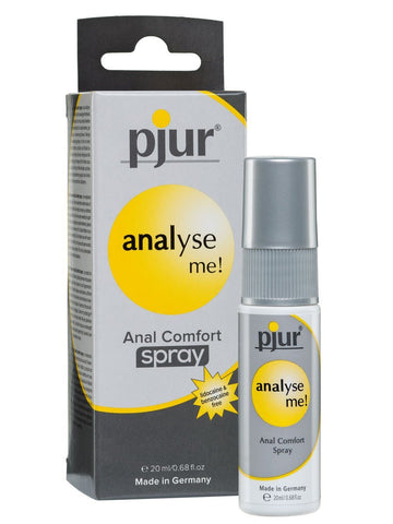 pjur analyse me! Comfort Anal Spray 20ml