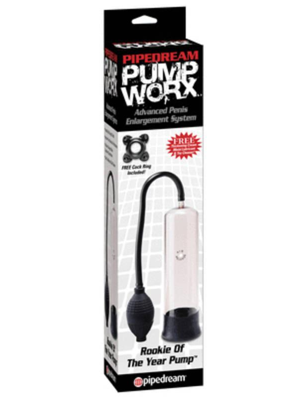 Pump Worx Rookie of the Year Pump