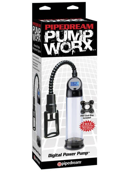 Pump Worx Digital Power Pump