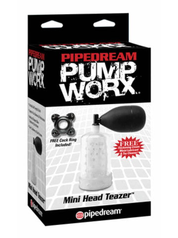 Pump Worx Mini Head Teazer