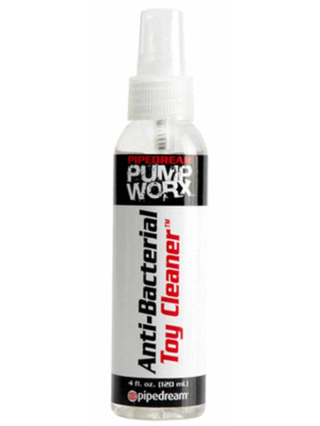 Pump Worx Toy Cleaner