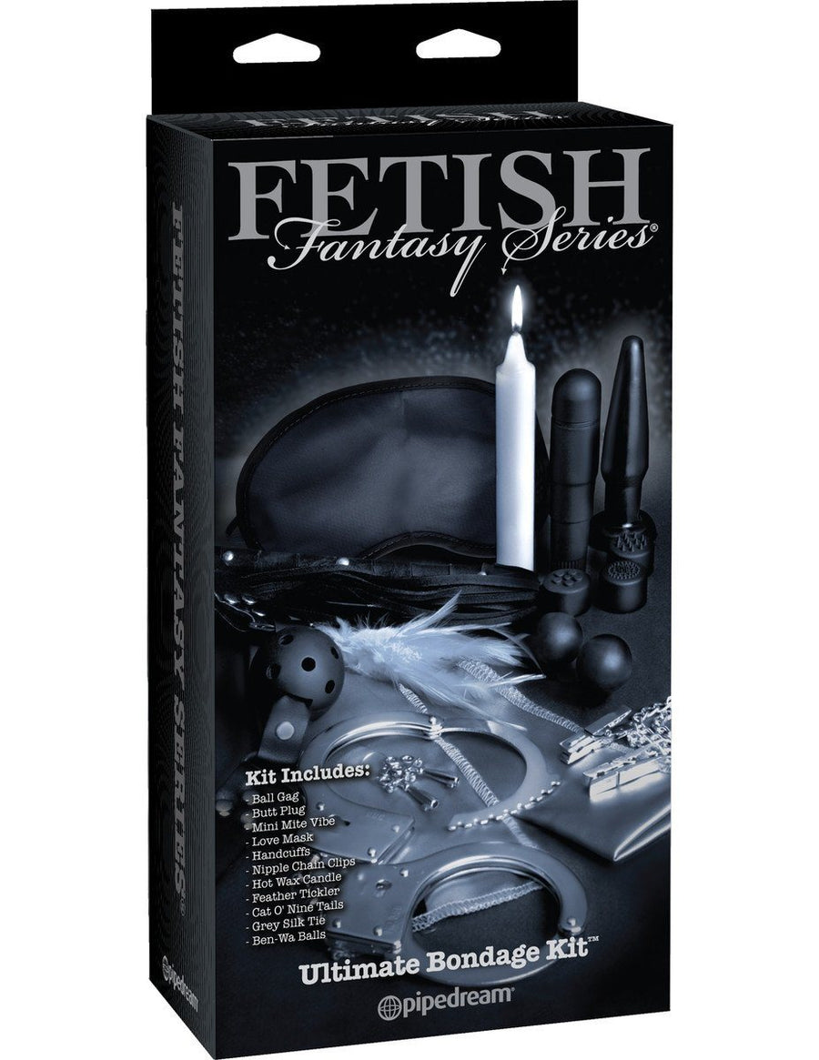 Fetish Fantasy Limited Edition Ultimate Bondage Kit