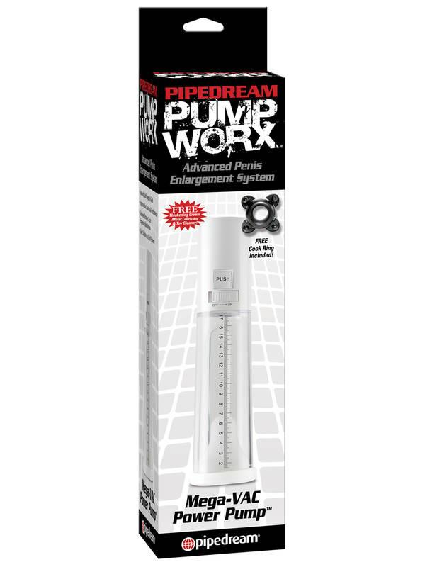 Pump Worx Mega Vac Power Pump