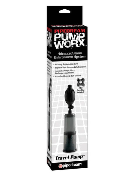 Pump Worx Travel Pump