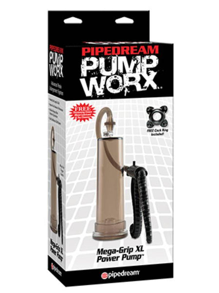 Pump Worx Mega Grip XL Power Pump