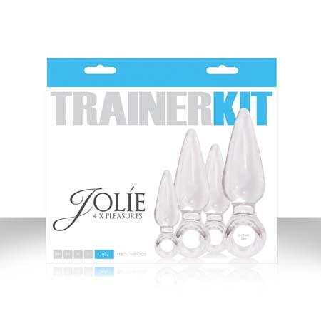 Jolie Trainer Kit - Clear
