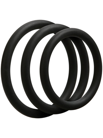 OptiMALE 3 C-Ring Set - joujou.com.au