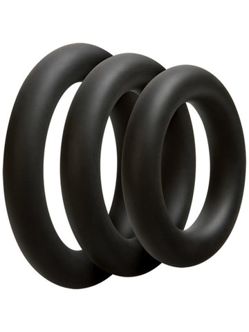 OptiMALE 3 C-Ring Set Thick - joujou.com.au