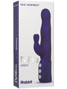 iVibe Select iRabbit Purple