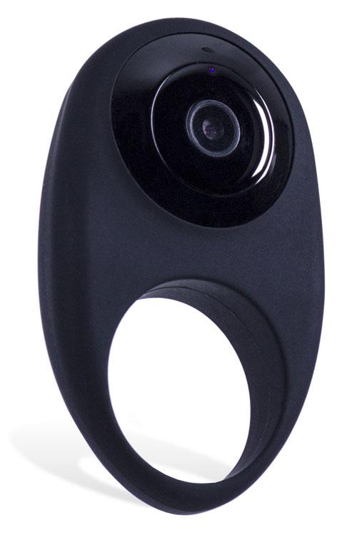 The Cock Cam Silicone C-Ring with Camera Version 2 - joujou.com.au