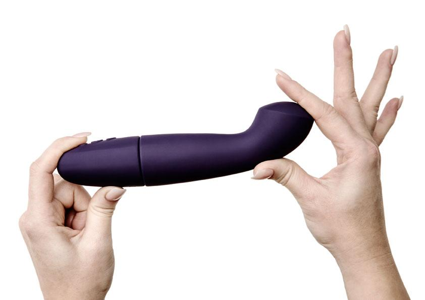 TICKLER CHOOSY G-SPOT FLEXIBLE VIBRATOR