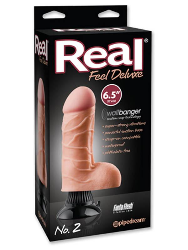 Real Feel Deluxe No. 2 Flesh