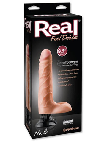Real Feel Deluxe No. 6 Flesh
