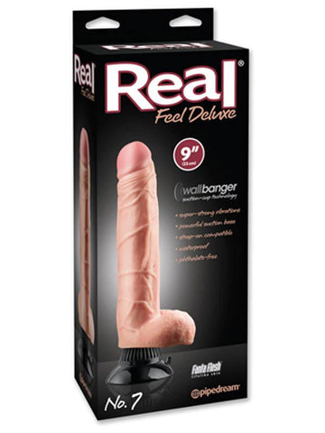 Real Feel Deluxe No. 7 Flesh