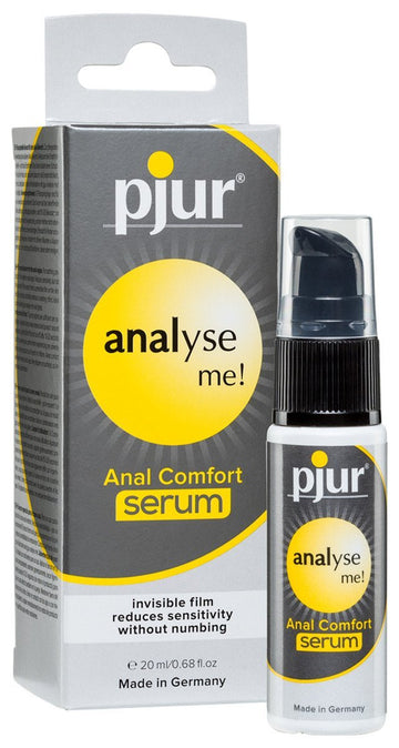 Analyse me! Anal Comfort Serum 20ml