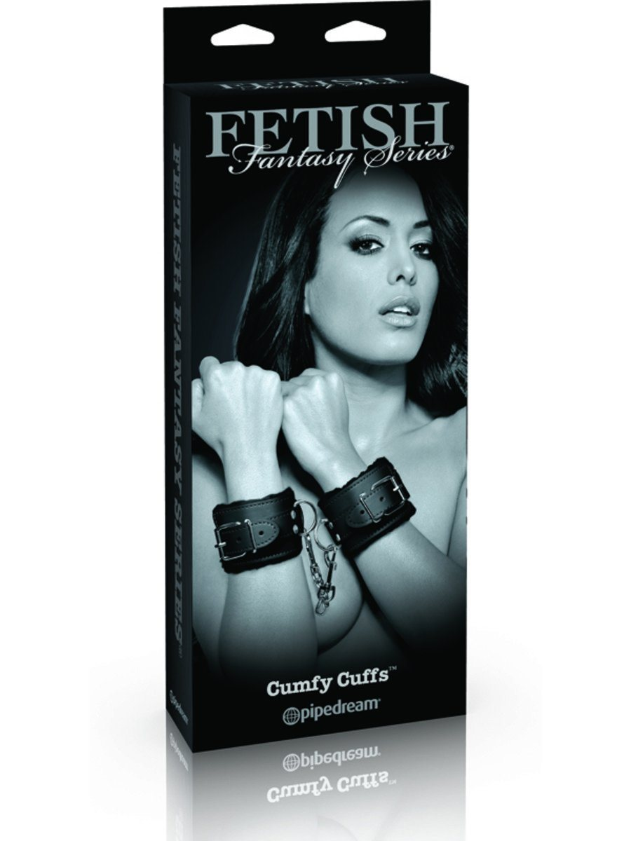 Fetish Fantasy Limited Edition Cumfy Cuffs