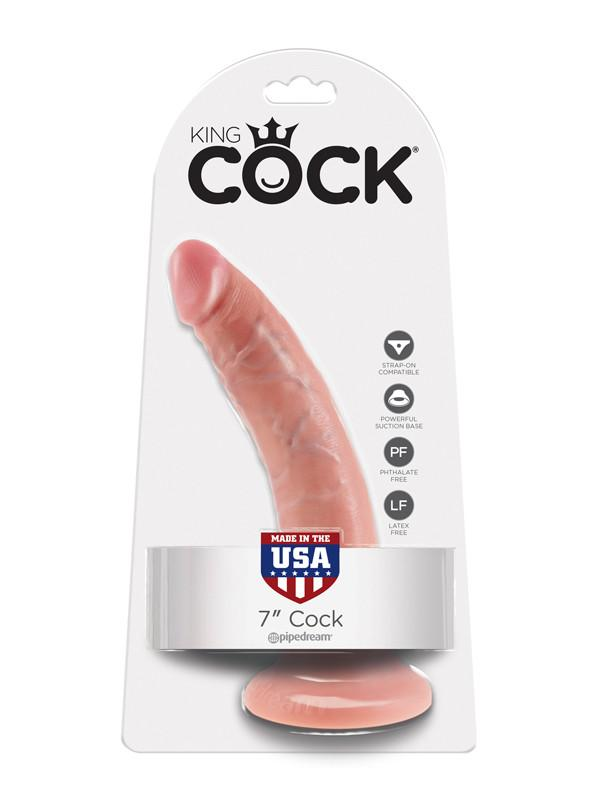King Cock - 7 in. Cock Flesh