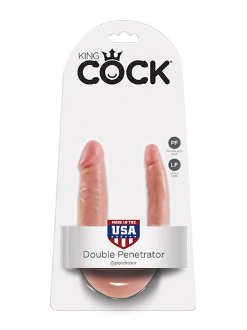 King Cock - S Double Trouble Flesh