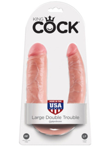 King Cock - L Double Trouble