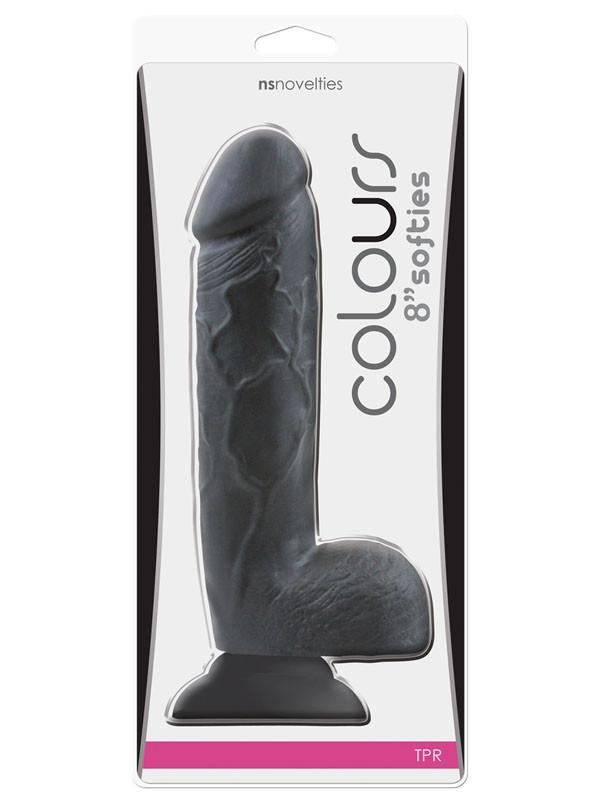 Colours Softies Realistic Dildo