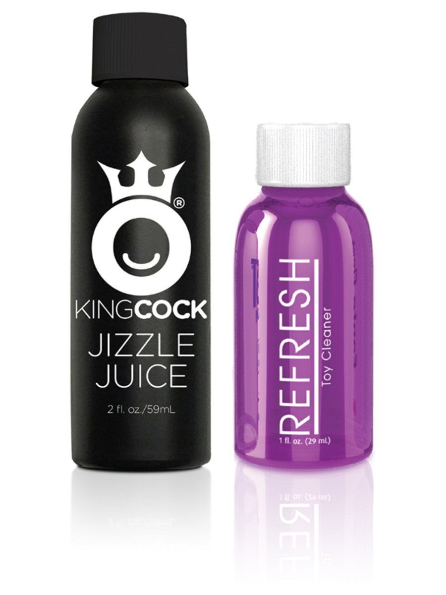 King Cock 7 in. Squirting Cock