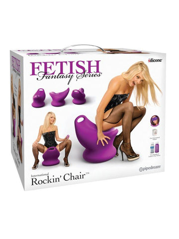 Fetish Fantasy Rockin' Chair