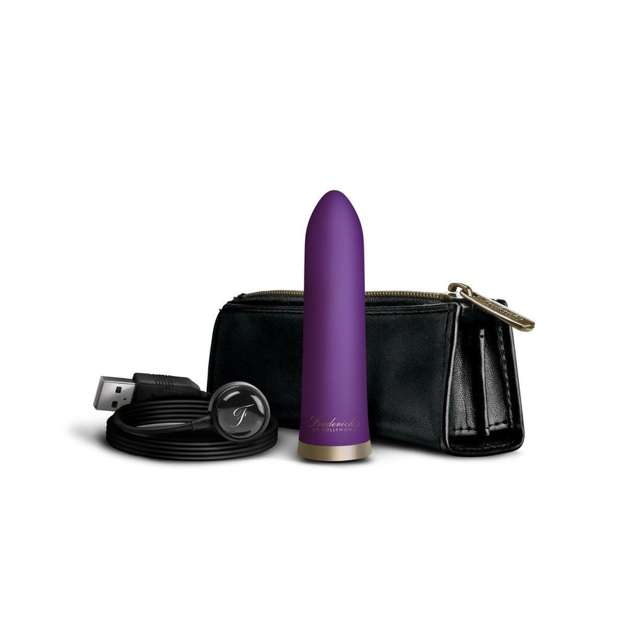 Fredericks Of Hollywood Rechargeable Bullet Vibrator - joujou.com.au