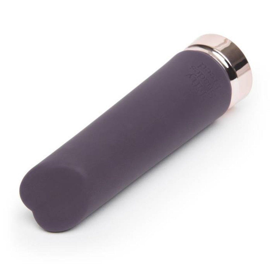 Fifty Shades Freed Crazy For You Rechargeable Bullet Vibrator - joujou.com.au