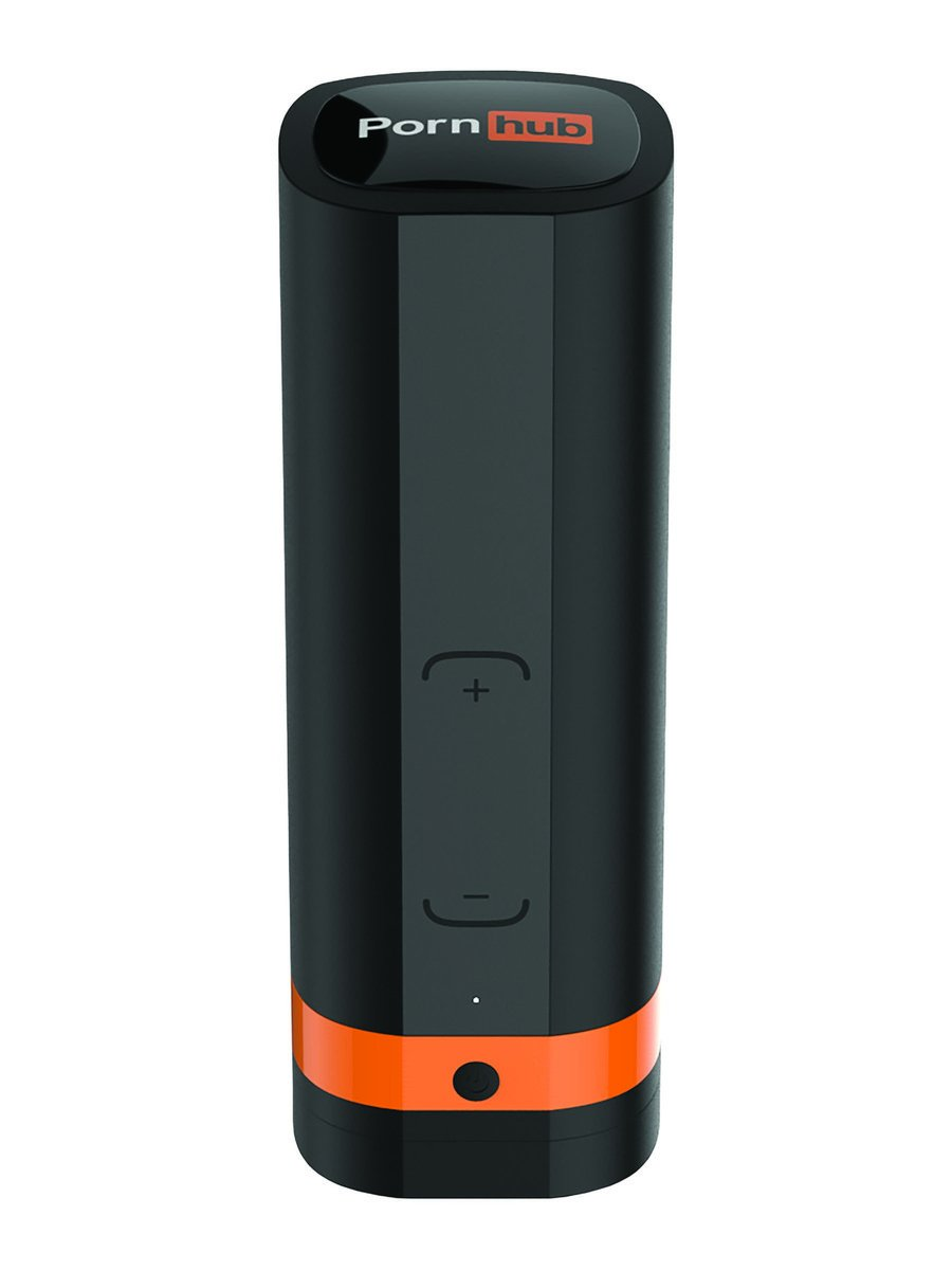 Pornhub KIIROO Interactive Blowbot Turbo Stroker
