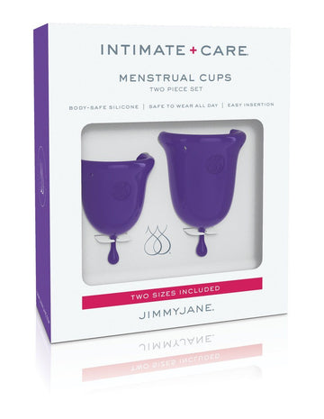 Intimate Care Menstrual Cups by JIMMYJANE