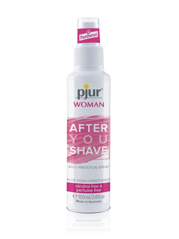 PJUR WOMAN After You Shave Spray - joujou.com.au