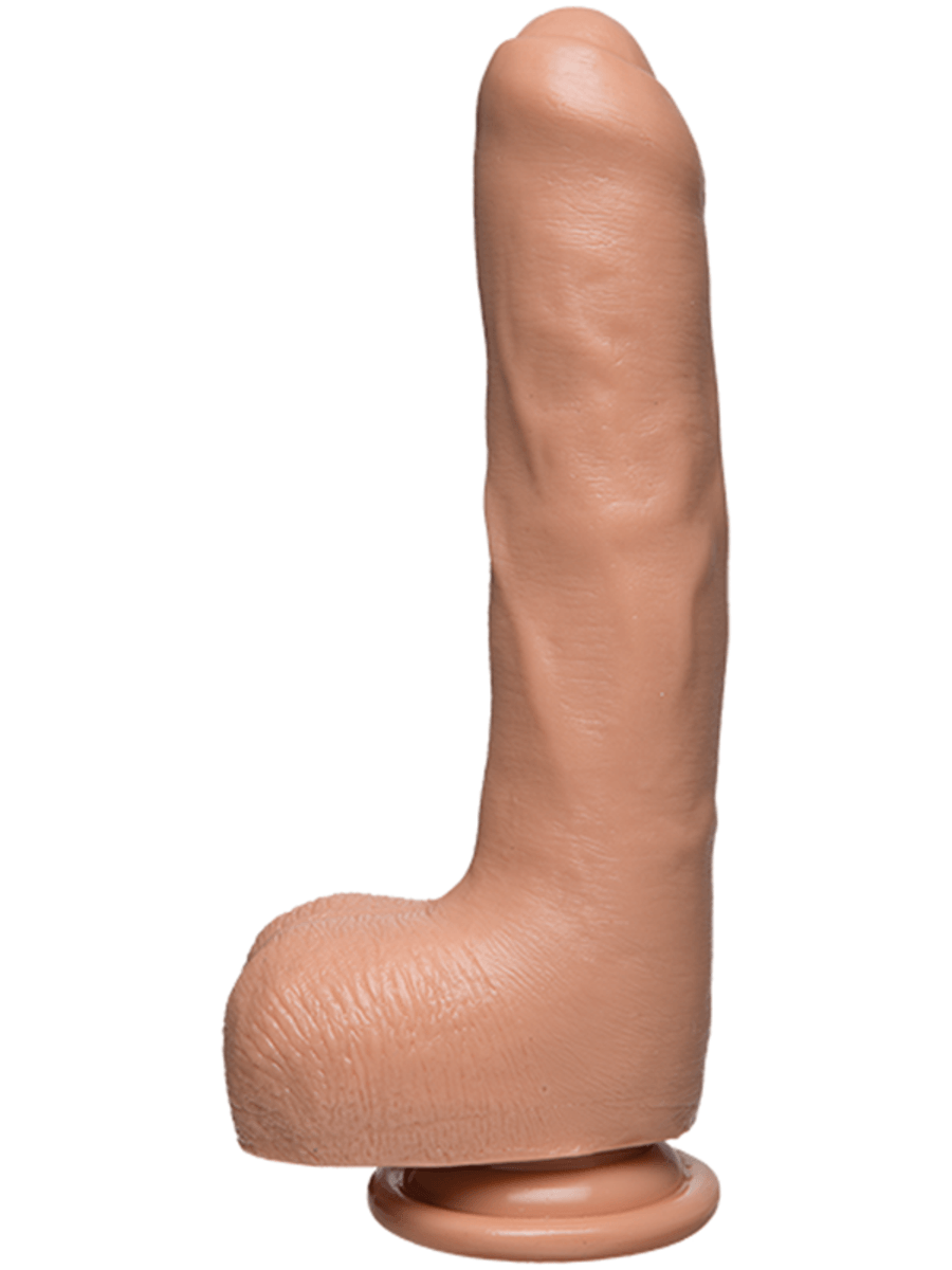 The D - Uncut D 9 Inch with Balls - FIRMSKYN