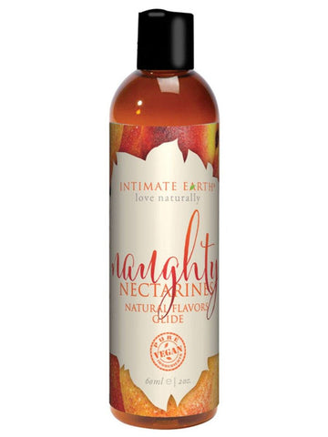 Naughty Nectarines Natural Flavours Glide - joujou.com.au